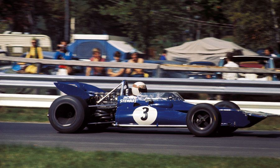 """Resultado de imagen de tyrrell 001"""""""