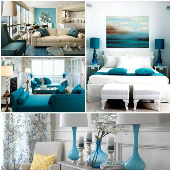 dekoideen in blau eine frische meeresbrise f r ihre einrichtung wohnungseinrichtung. Black Bedroom Furniture Sets. Home Design Ideas