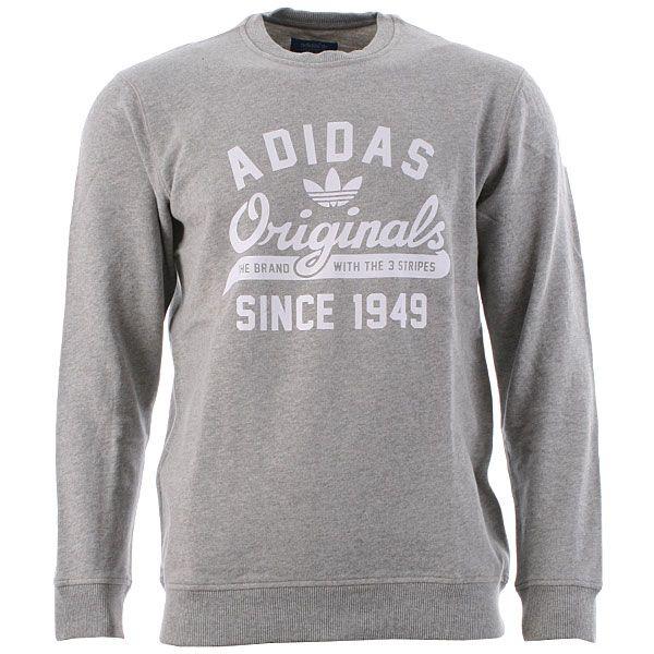 c5f88fd759d7d Adidas Originals Graphic Crewneck Sweatshirt