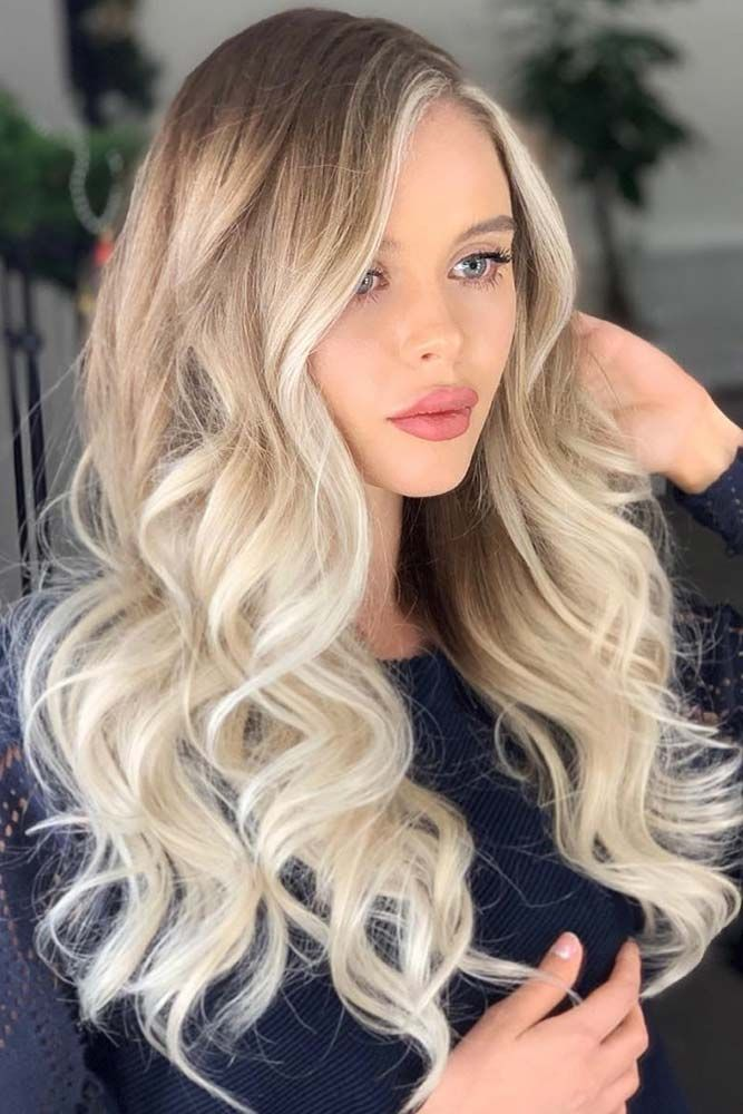 Ombre Hair Looks That Diversify Common Brown And Blonde Ombre Hair #blondeombre