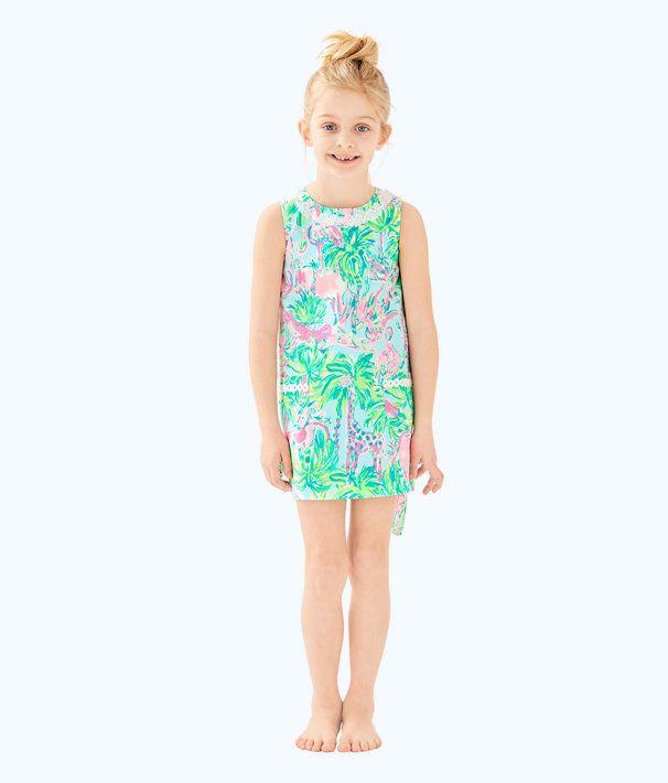 faad82967 Girls Little Lilly Classic Shift Dress