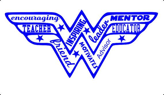 wonder teacher logo