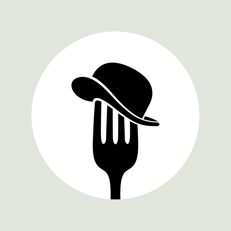 Logo Design For Mistinguett A Bistro In Aarschot Belgium That Specializes In French Belgian C Cafe Logo Design Food Logo Design Food Logo Design Inspiration