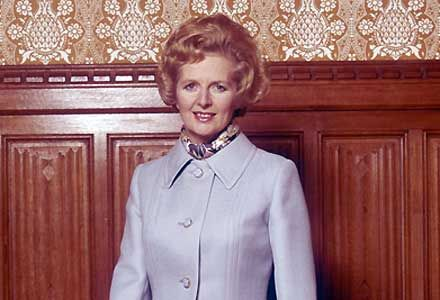 Margaret Thatcher a style icon? Do me a favour | Margaret thatcher ...