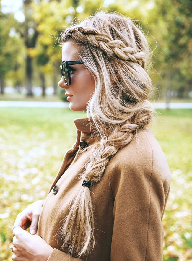 15 Quick and Easy Hairstyles for Long Hair | Braids for ...