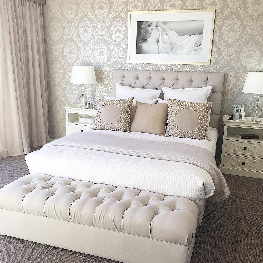 Spare Bedroom Decor: Pin By Theresa Sembuche On Favorite Places & Spaces In