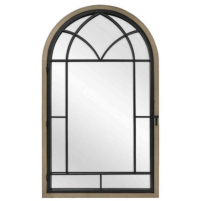 Pin By Gitanajuliana On Decorist Cathy Dr Lxa Window Pane Mirror Window Pane Mirror Wall