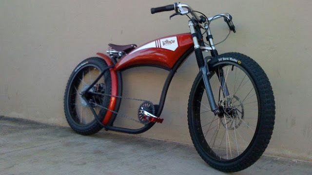 Voltage Cycles Custom E Bikes Bicycle Custom Electric Bike