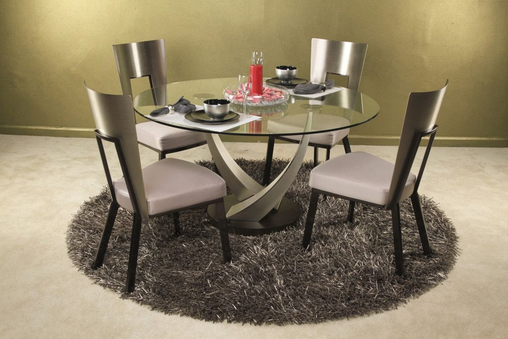 Stupendous Regal Elite Modern Round Dining Table Dining Table Lamtechconsult Wood Chair Design Ideas Lamtechconsultcom