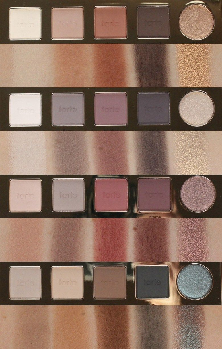 Review Swatches Tarte Tarteist Pro Amazonian Clay Palette