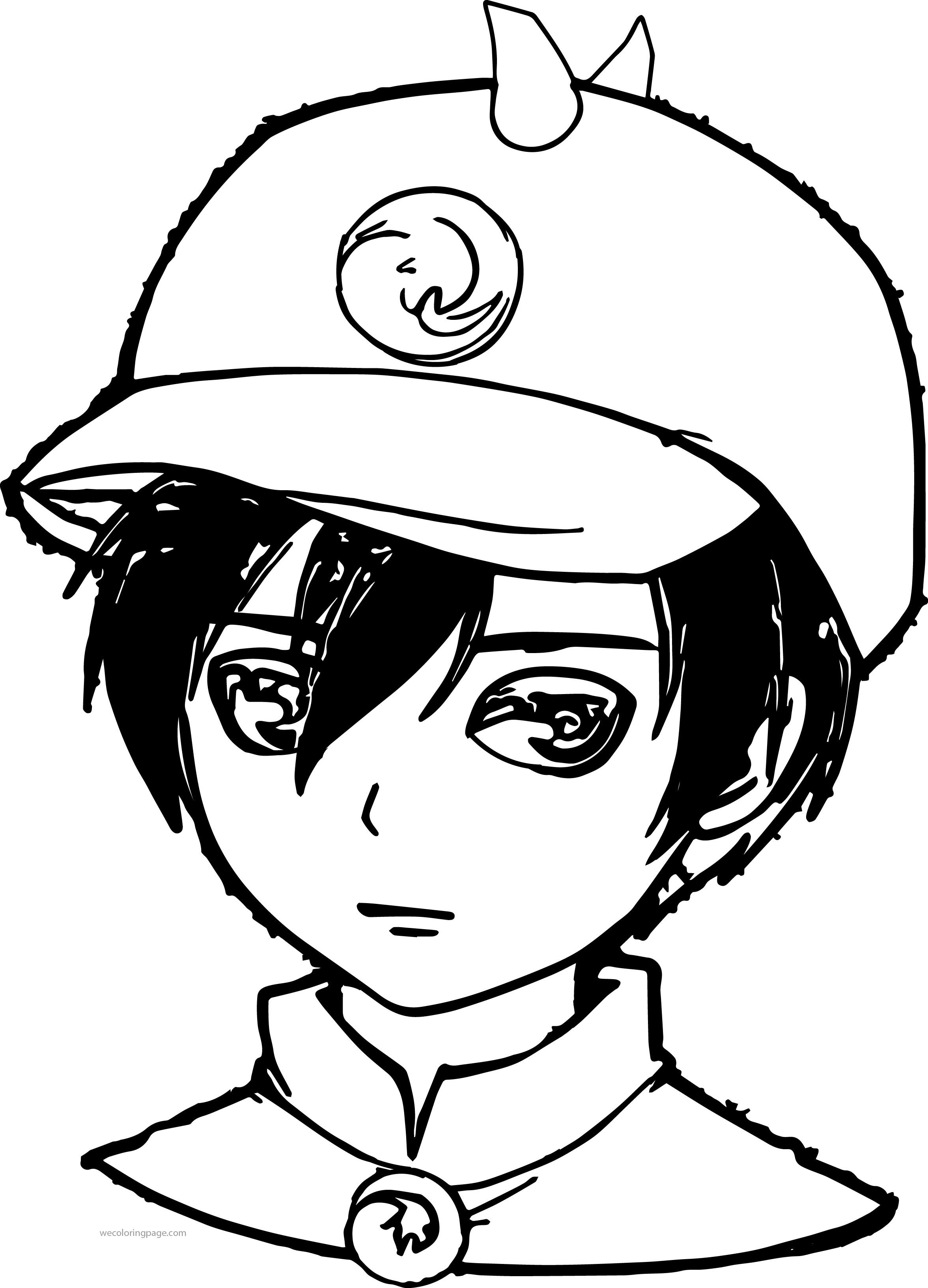 Awesome Face Boboiboy Coloring Page Wecoloringpage Pinterest