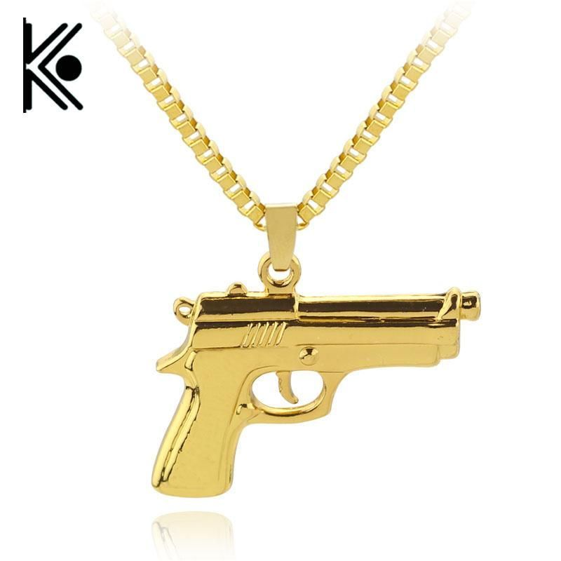 59fa9989069 Glock Necklace