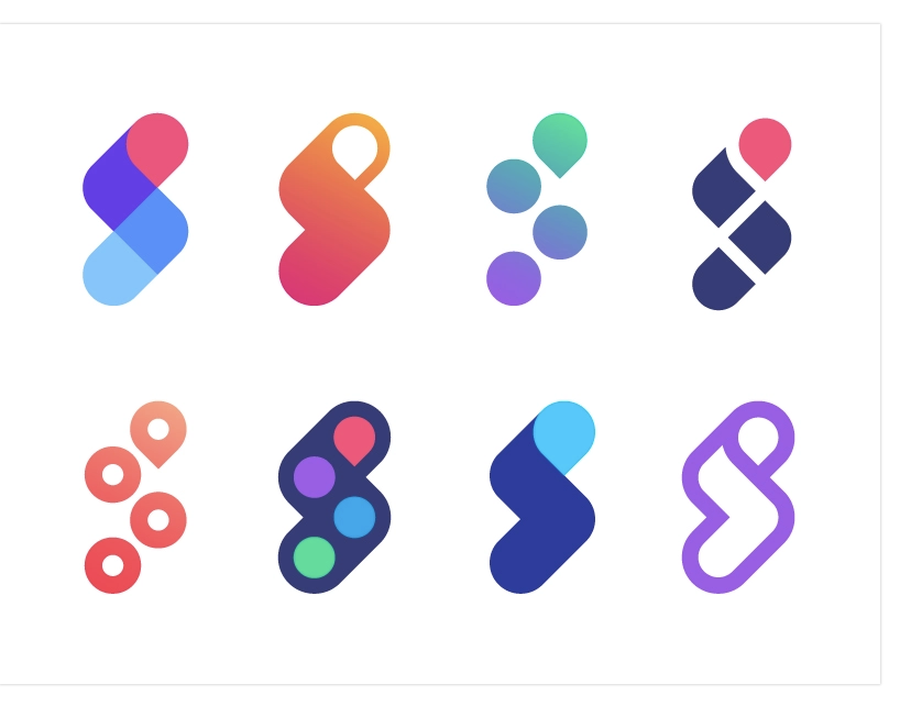 Pin by Matt Ganser on Google switcher Logo concept, Logo