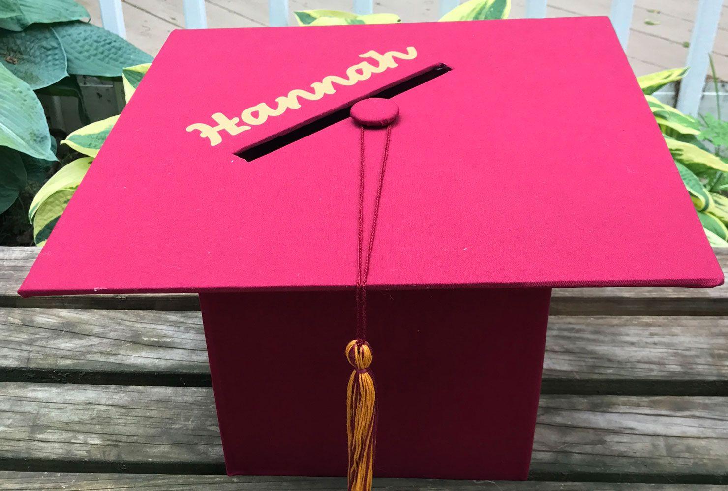 diy graduation card box ideas