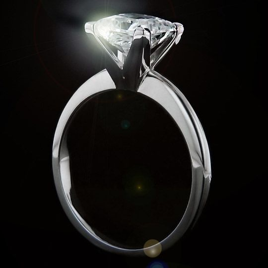 Tiffany - Solitaire Engagement Ring