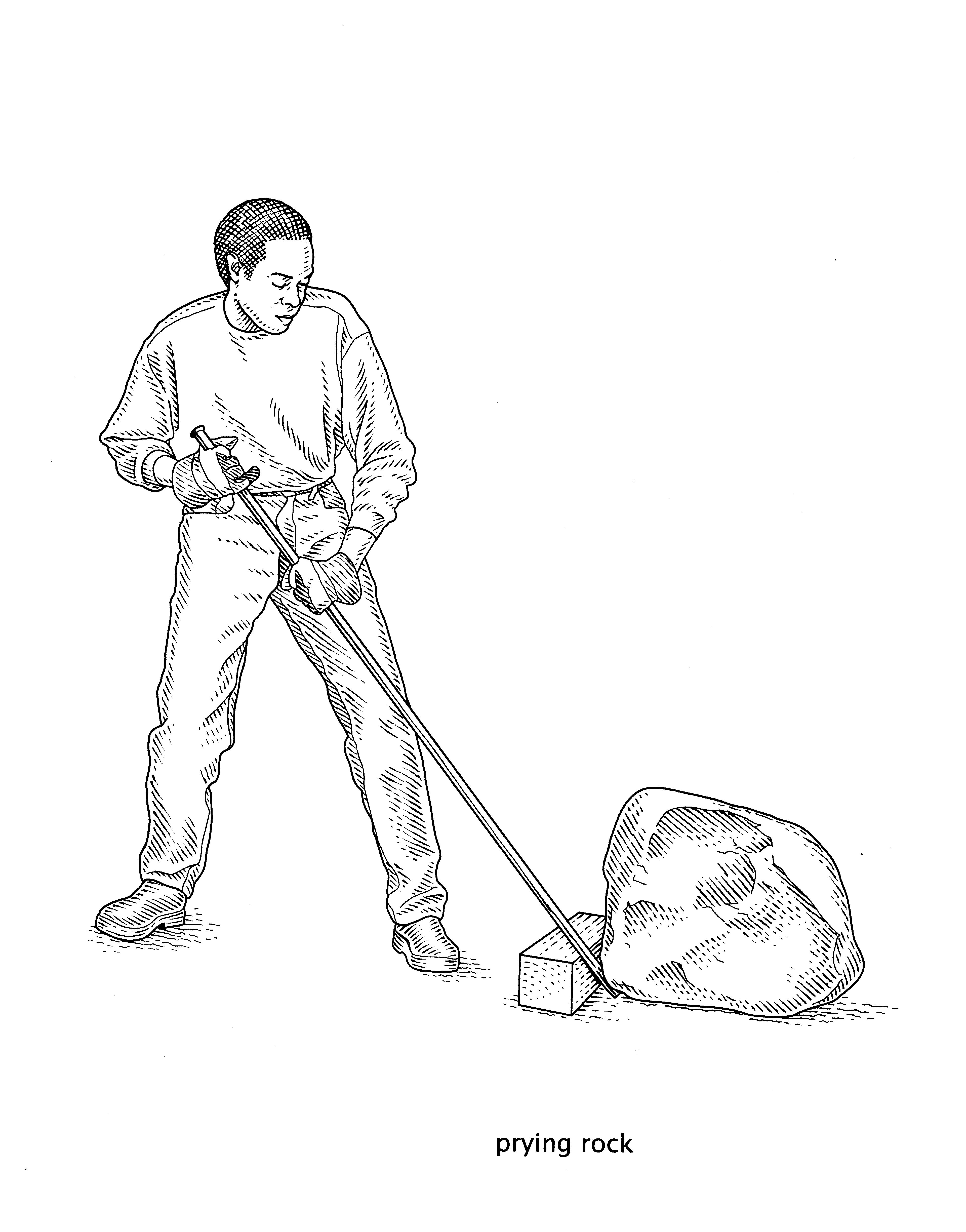 How To Move Large Rocks Landscaping Moving Heavy