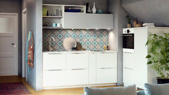 comment cr er une cuisine de style boh me photos. Black Bedroom Furniture Sets. Home Design Ideas