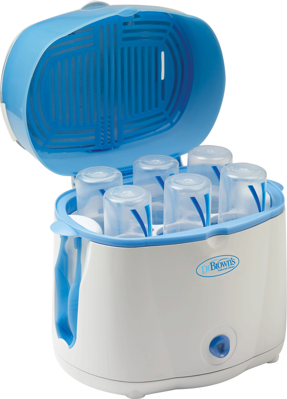Dr Browns Deluxe Baby Bottle Sterilizer Baby Bottles And