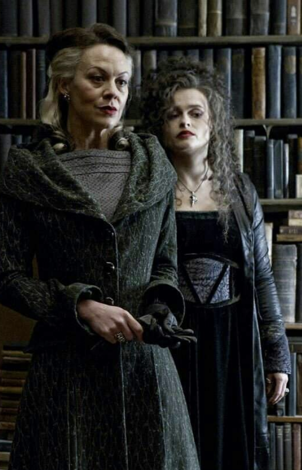 Andromeda Tonks Deserves Some Screen Time As Much As Her Sisters Bellatrix And Narcissa Bellatrix Lestrange Harry Potter Characters Harry Potter Universal