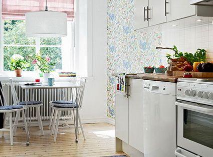 Ideas para cocinas de apartamentos peque os cocinas for Cocinas modernas apartamentos pequenos