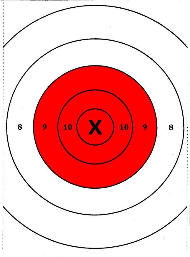 Printable Targets 8 5 X 11 Wow Com Image Results