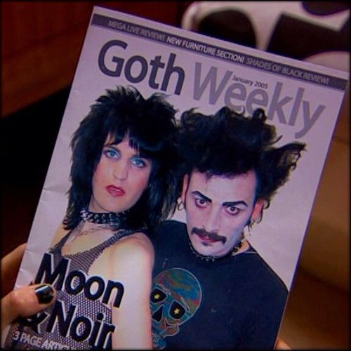 howard moon, noel fielding, and The mighty Boosh image