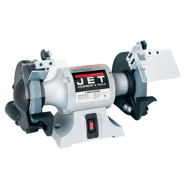 Sensational Jet 8 Inch Bench Grinder Products Industrial Bench Alphanode Cool Chair Designs And Ideas Alphanodeonline