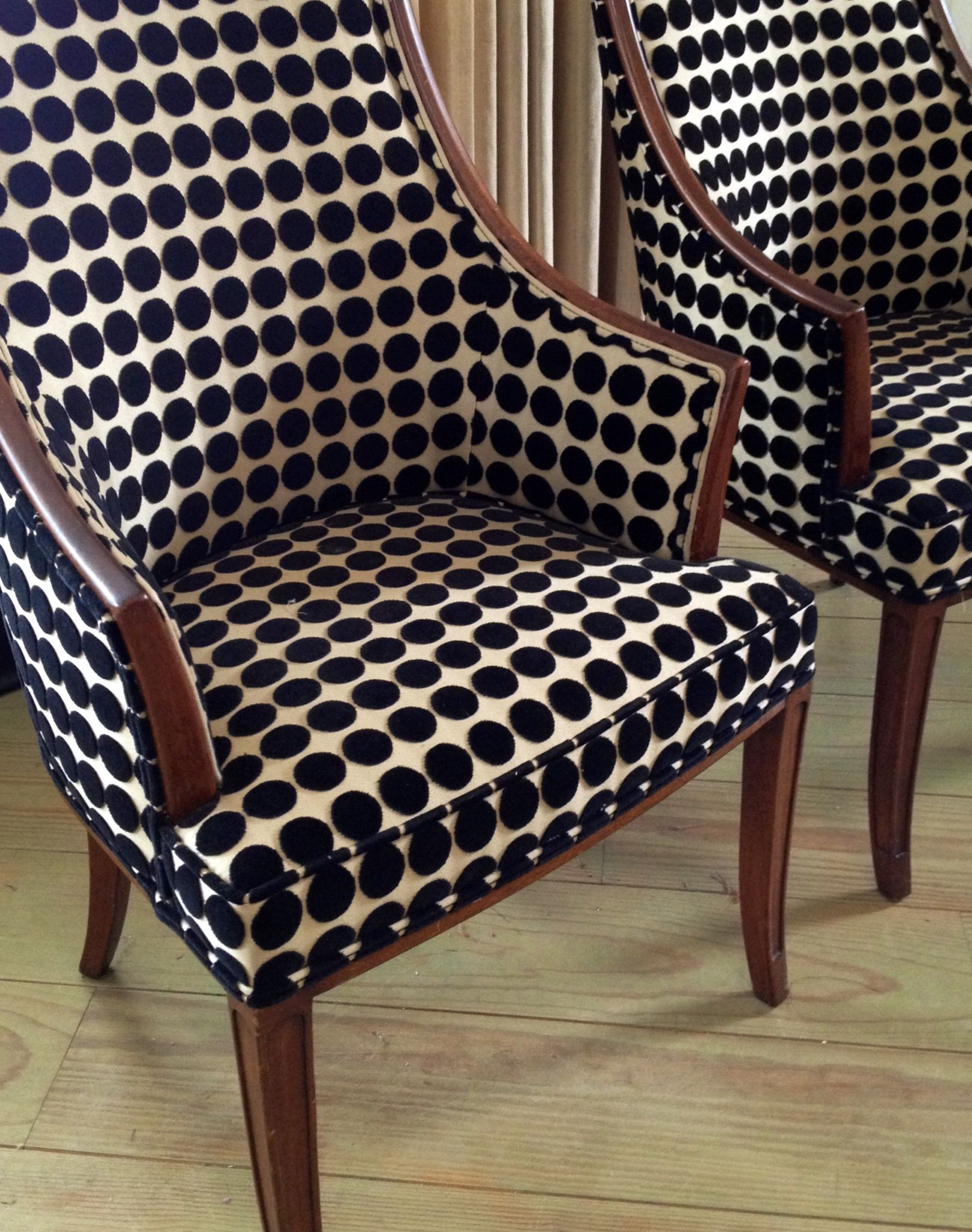Design Studio Chairs Hickory Chair Vintage