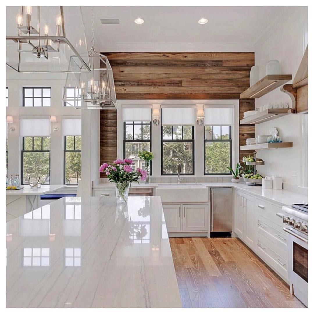 Zie planken/verlichting - Keukenideeen   Pinterest