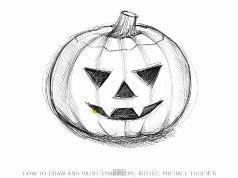 Image Result For How To Sketch A Jack Olantern Fun Crafts