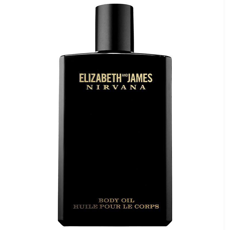 Elizabeth and James Nirvana Black Body Oil Scented body