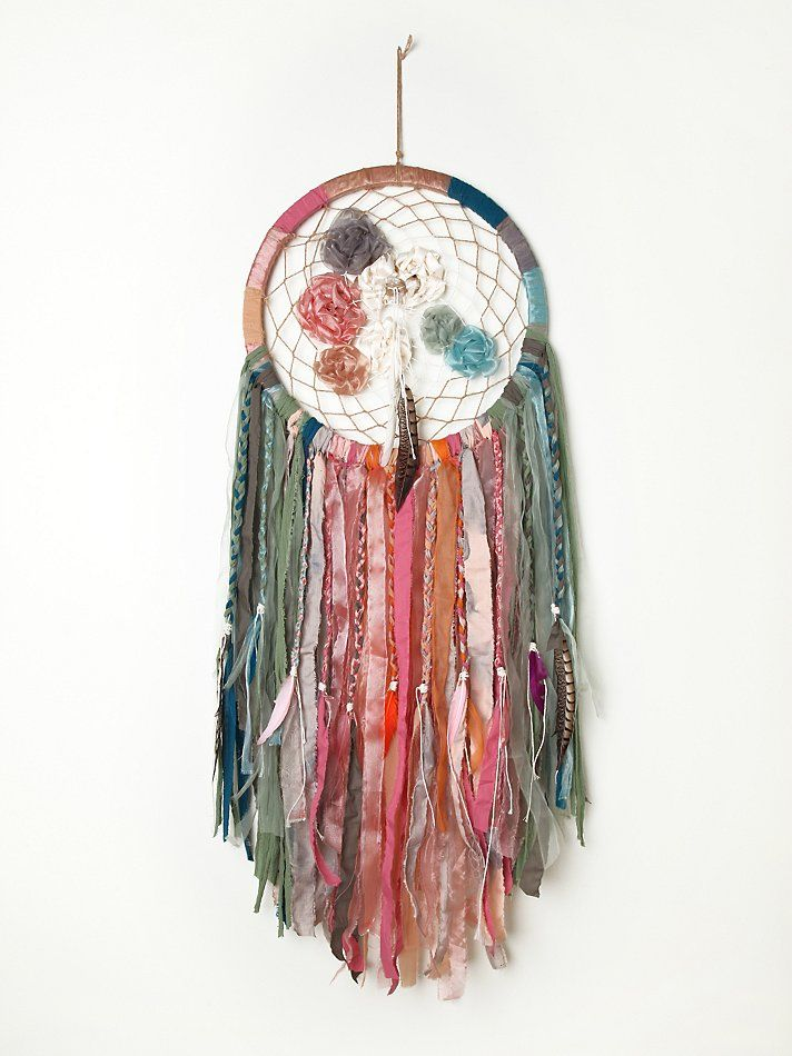 Dream Catcher Materials Spoke Visual Giant Dreamcatcher At Free People Clothing Boutique