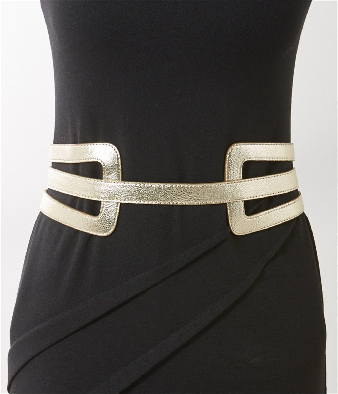 Large ceinture femme dorée - CEINTURE Femmes Camaïeu   Boulot ... 91f38d529e4