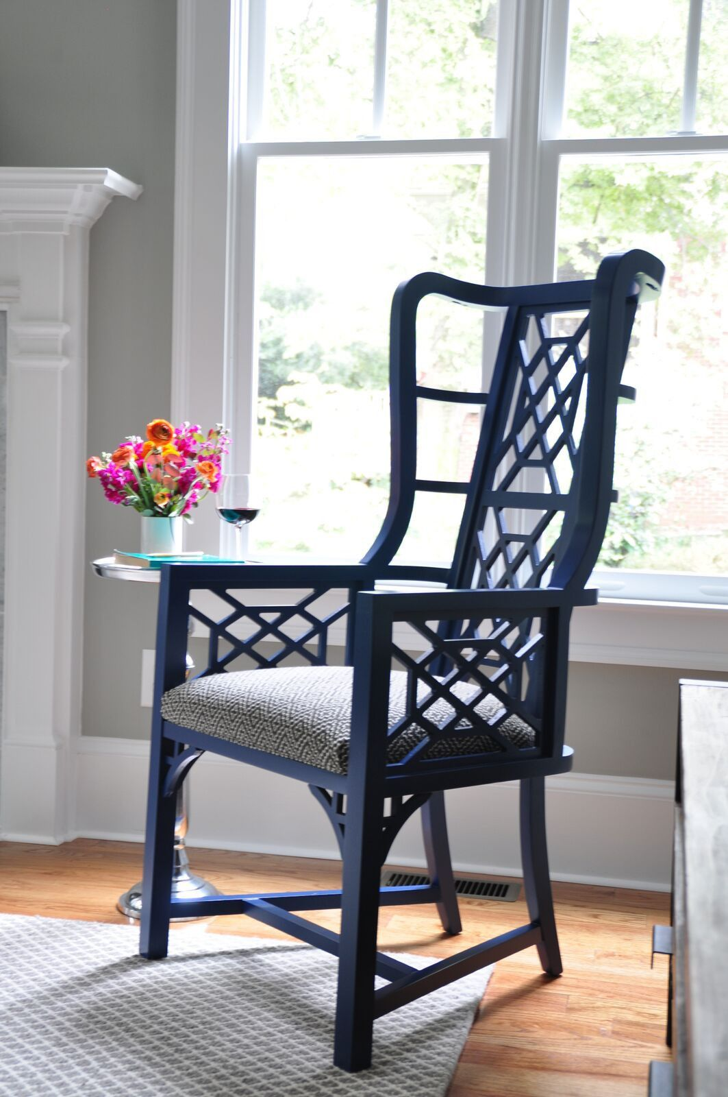Kings Grant Chair from Taylor Burke Home