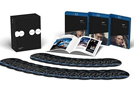 The Ultimate James Bond Collection [Blu-ray + Digital HD] #deals
