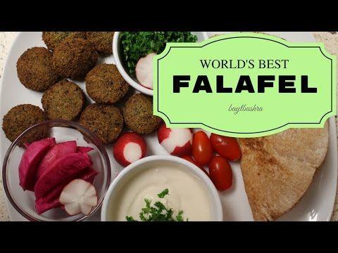Worlds best falafel recipe youtube greekturkish food worlds best falafel recipe youtube forumfinder Gallery