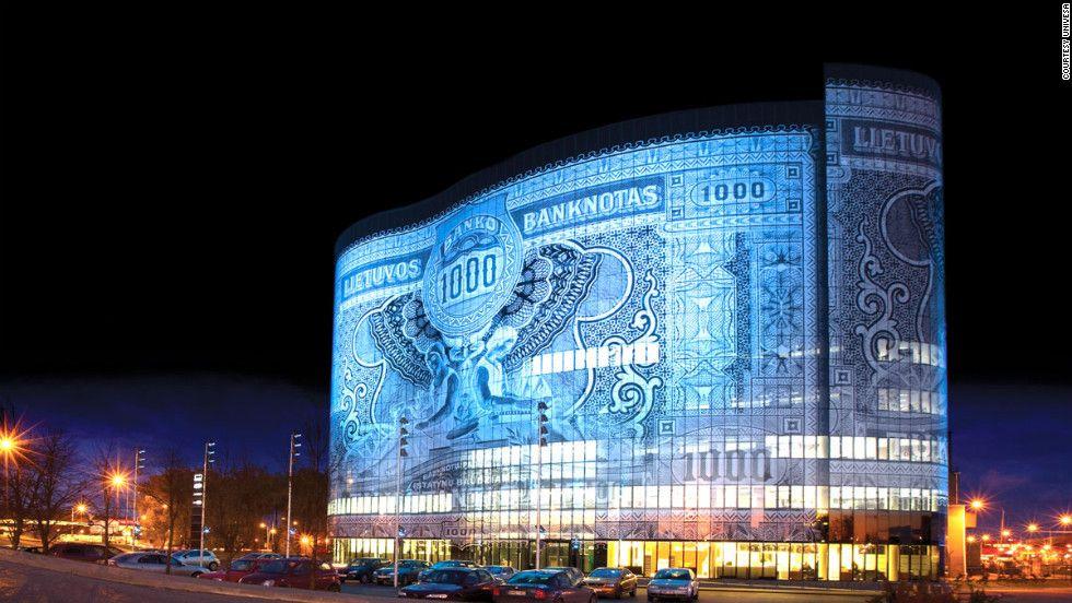 11 of Europe's most bizarre buildings Kaunas, Building