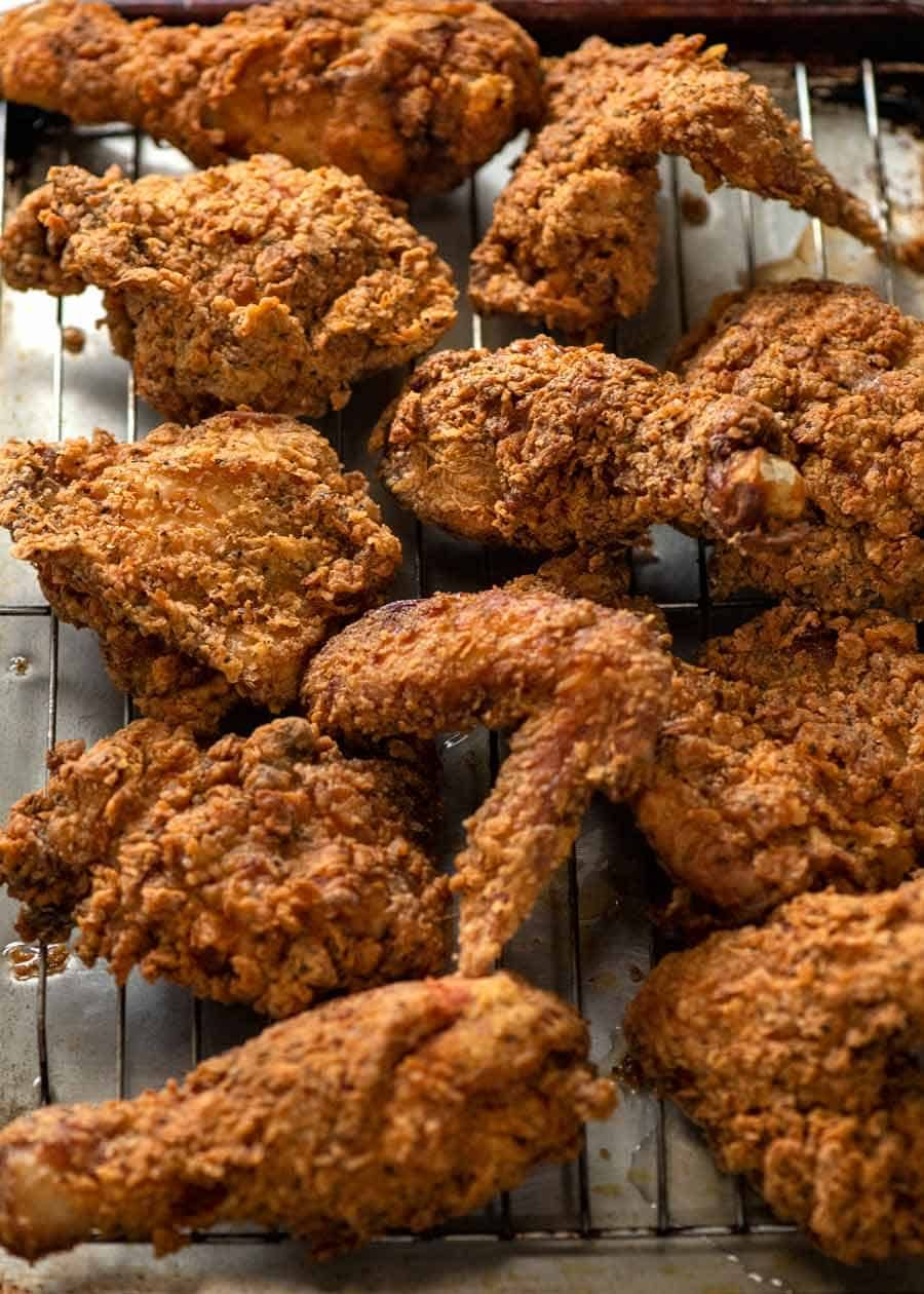 Fried Chicken Recipe In 2020 Recipetin Eats Recipes Food