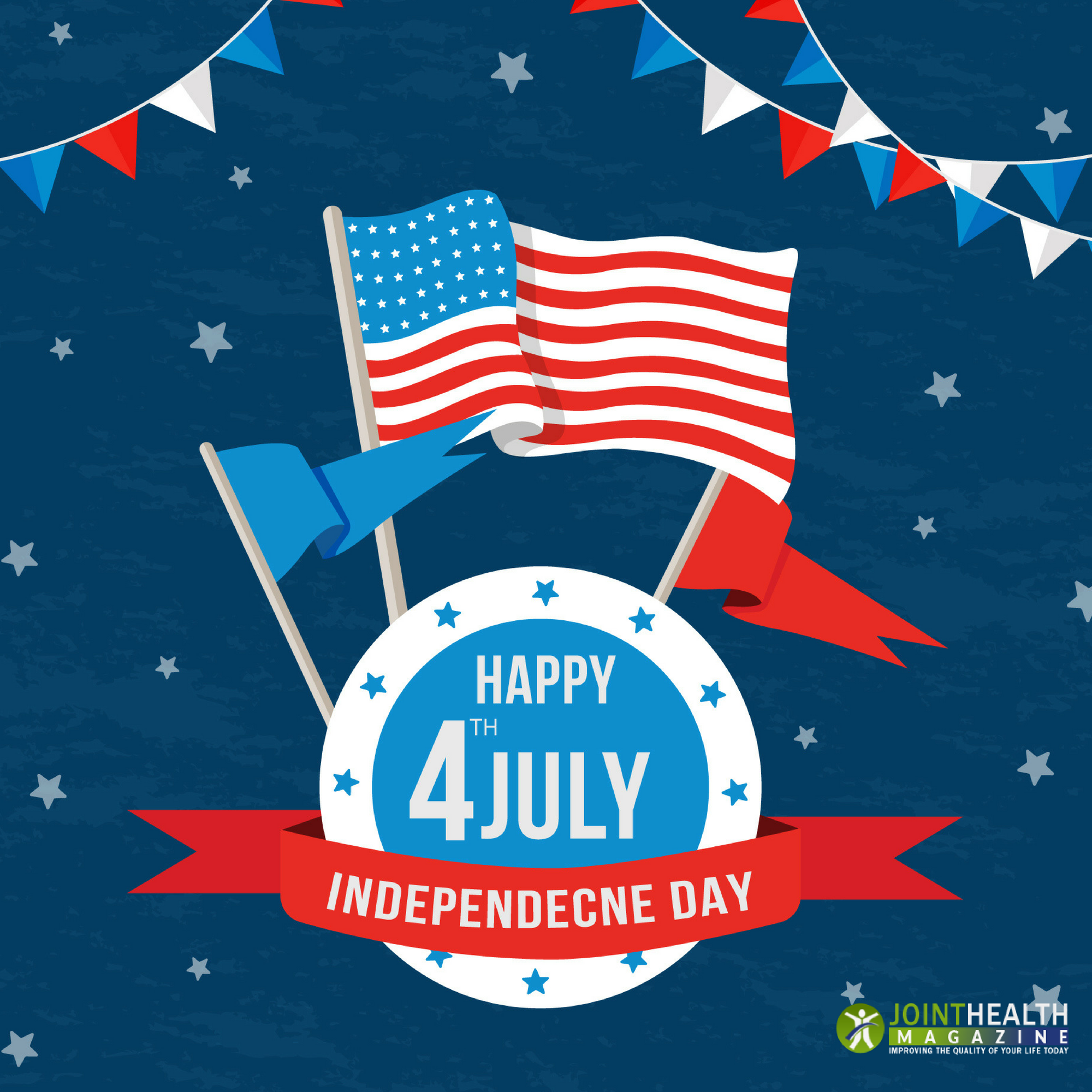 Happy Independence Day America Let Freedom Ring Independenceday 4thofjuly Happy Fourth Of July 4th Of July July Background