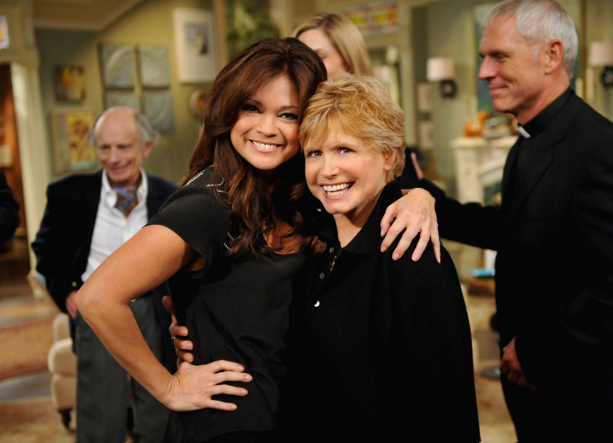 With Bonnie Franklin Valerie Bertinelli Tv Moms Bonnie