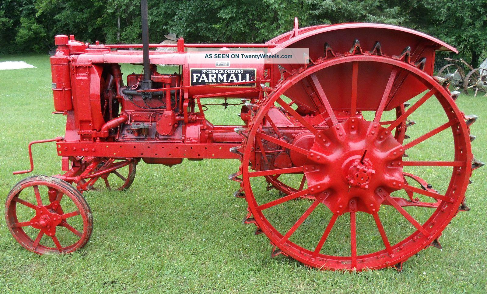 Farmall Steel Wheels : Farmall f google search tractors made in germany