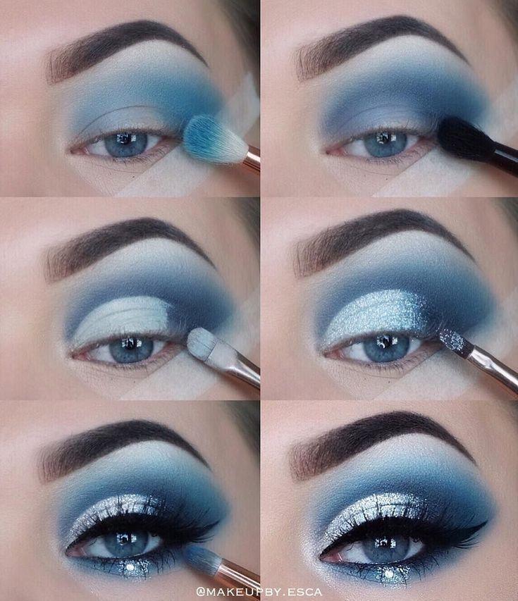 ca (makeupby ca) auf Instagram Nyx Ultimate Brights Schatten ... - Dress Models - Larissa Jo