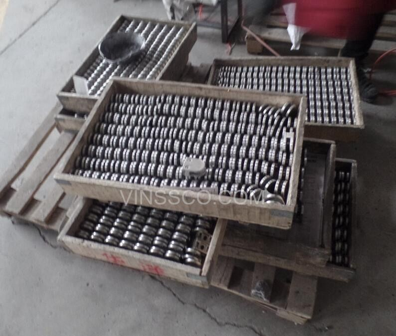 Glass Clamps Ready To Polish Stainless Steel Railing Manufacturing Steel Railing