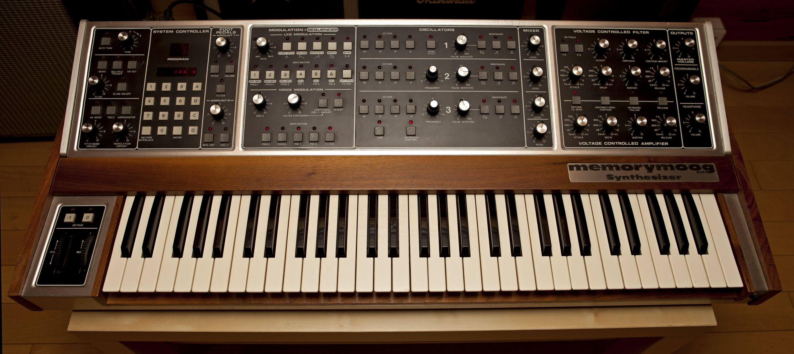 Free Ableton Live Pack - 6 Free Memory Moog Simplers   Our