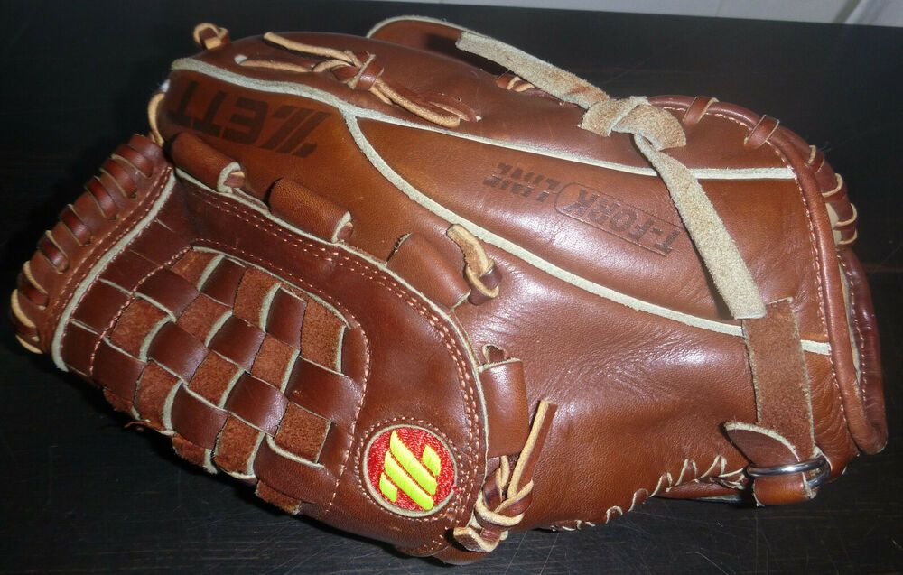 Zett Baseball Glove Big 1521 Brown D S Leather Zifect Players Series Rht Zett In 2020 Baseball Glove Leather Brown