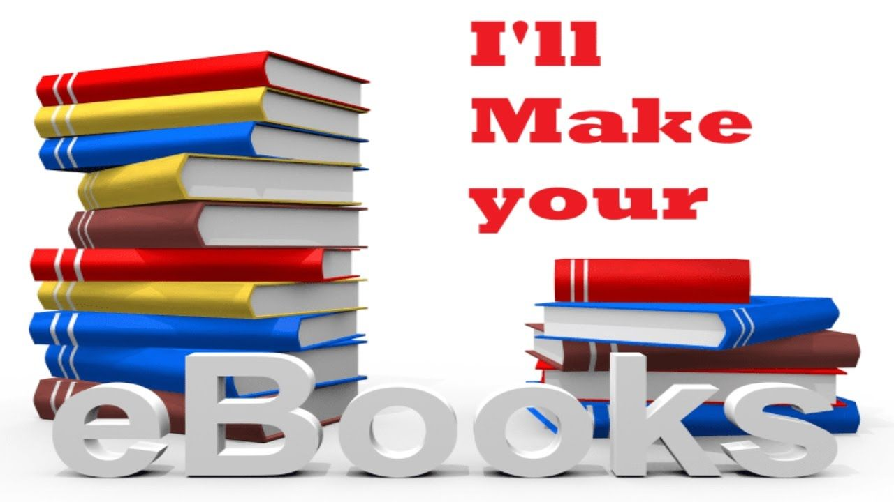 I will make you an ebook in any niche to my