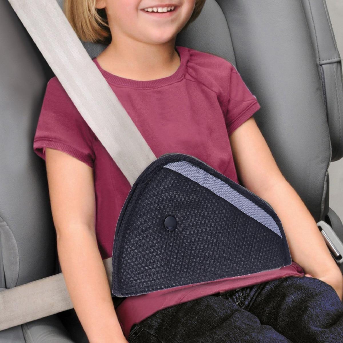 Triangle Car Seat Belt Adjuster Car Safety Cover Adjuster