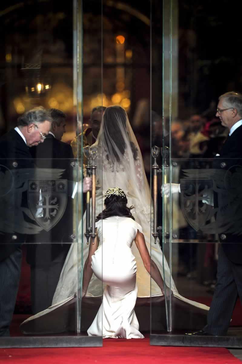 Royal Wedding Kate and Pippa Middleton Lyric Weddings