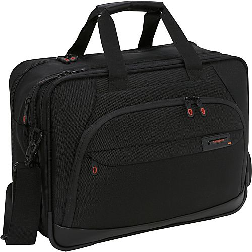 Click Image Above To Buy Samsonite Pro 3 Laptop 2 Gusset Briefcase