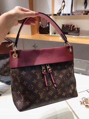2ae801643c39 Louis Vuitton Tuileries Besace Bag M43716 Rose Bruyere